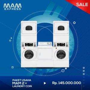Paket Laundry Pemula Maxi