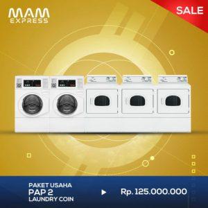 Paket Bisnis Laundry Pro 2