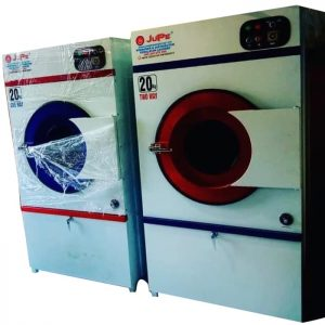 Mesin Dryer Laundry Jupe 20 kg 2 Putaran