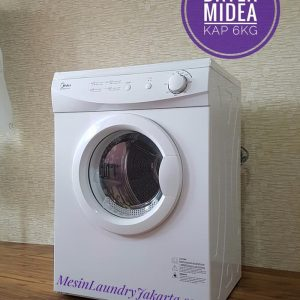 Mesin Dryer Pengering Laundry Konversi Gas