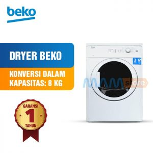 Mesin Dryer Laundry Beko 8 Kg