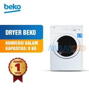 Mesin Dryer Laundry Beko 8 Kg