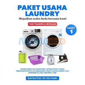 Kenapa Harus Bergabung Bersama Paket Usaha Laundry Kiloan Dari MesinLaundryJakarta.Com