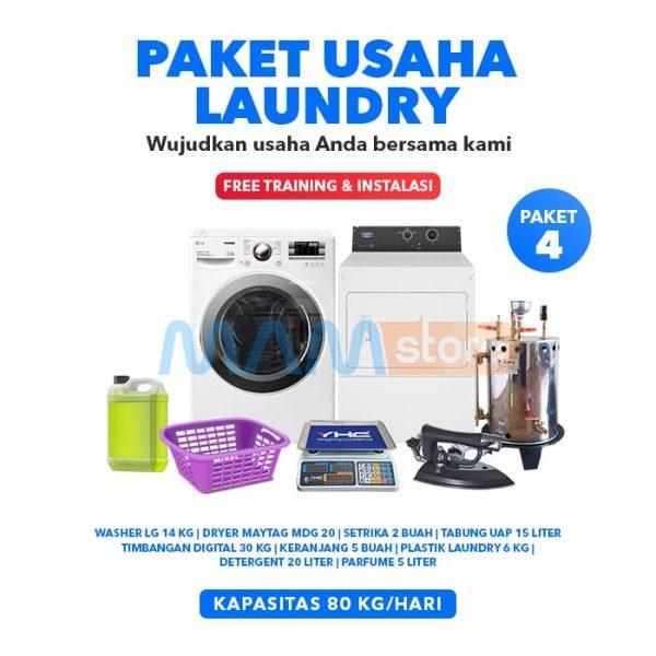 Paket Usaha Laundry 4